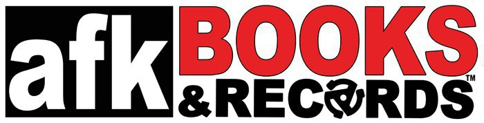AFK Books and Records Bookstore Buy and Sell Used Books, Textbooks and Vinyl Records