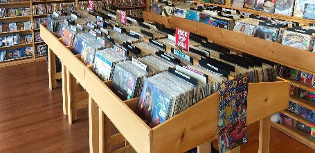 Record Store AFK Books & Records