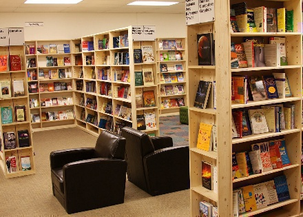 Thousands of non-fiction books. AFK Books, the largest new and used book store in Virginia Beach.
